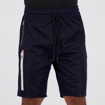 Bermuda NBA Sintética Azul