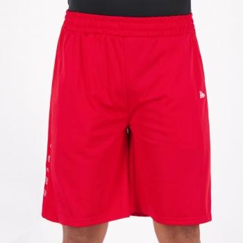 Bermuda New Era Outline NBA Chicago Bulls Vermelha