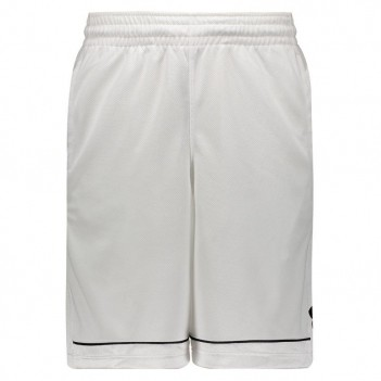 Bermuda Under Armour Baseline Basketball Branca