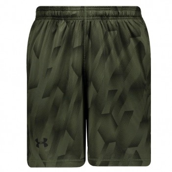 Bermuda Under Armour Raid Novelty 8 Verde