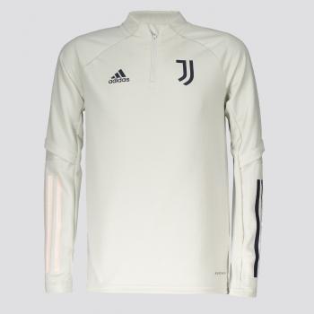 Blusão Adidas Juventus Treino Juvenil