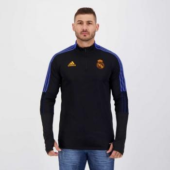 Blusão Adidas Real Madrid Treino