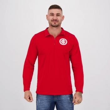 Blusão Internacional Heavy Basic Vermelho