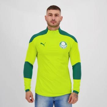 Blusão Puma Palmeiras Training Verde
