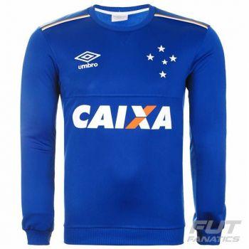 Blusão Umbro Cruzeiro Treino 2016
