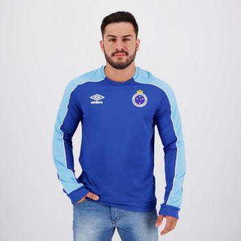 Blusão Umbro Cruzeiro Treino 2019 Royal
