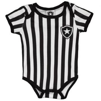 Body Botafogo Listrado