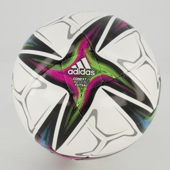 Bola Adidas Conext 21 Futsal Branca