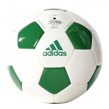 Bola Adidas Epp 2 Branca e Verde