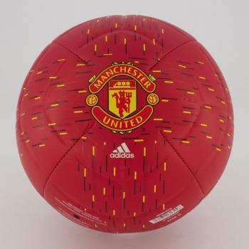 Bola Adidas Manchester United Club Campo Vermelha