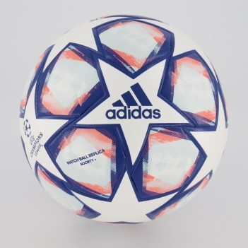 Bola Adidas UCL Finale 20 League Society Branca