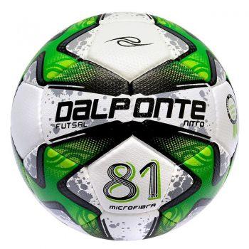 Bola Dalponte Prime 81 Nitro Futsal Verde