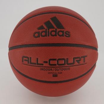 Bola de Basquete Adidas All Court 2.0 Marrom