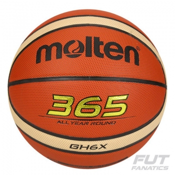 Bola de Basquete Molten Bgh6x