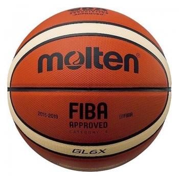 Bola de Basquete Molten BGL6X Feminina