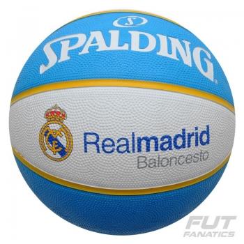Bola de Basquete Spalding Real Madrid Europa League