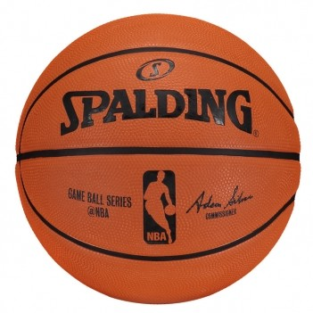 Bola de Basquete Spalding NBA Game Ball Series