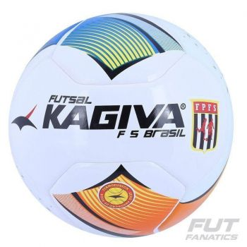 Bola Kagiva F5 Brasil Futsal