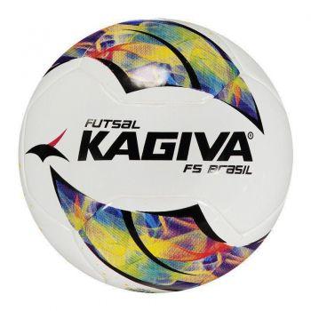 Bola Kagiva F5 Brasil Futsal Branca