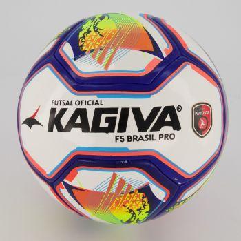 Bola Kagiva F5 Brasil Pro Futsal