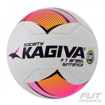 Bola Kagiva F7 Brasil Sintética Society