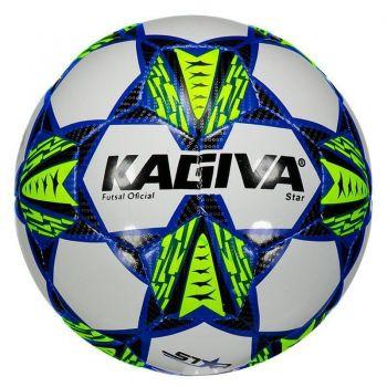 Bola Kagiva Star Futsal Branca