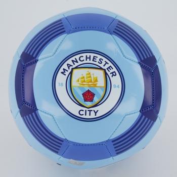 Bola Maccabi Manchester City Campo Azul