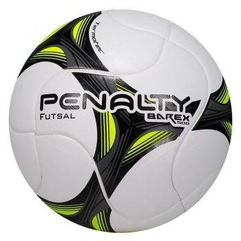 Bola Penalty Barex 500 Termotec VII Futsal Branca