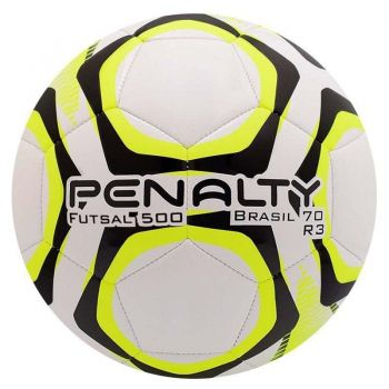 Bola Penalty Brasil 70 R3 IX Futsal Branca
