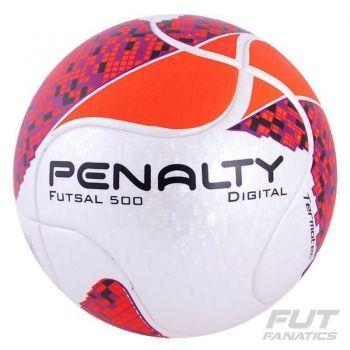 Bola Penalty Digital 500 Termotec VI Futsal