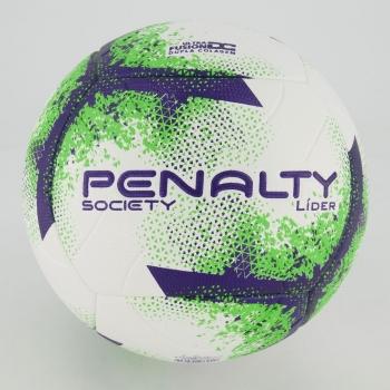 Bola Penalty Lider XXI Society Branca e Verde
