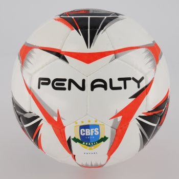 Bola Penalty Max 500 DT X Futsal Branca
