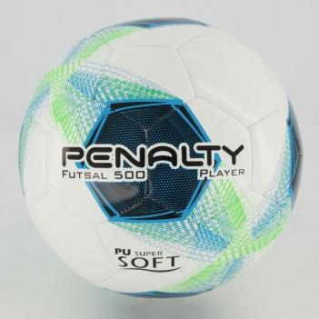 Bola Penalty Player VIII Futsal Branca