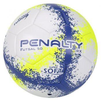 Bola Penalty RX 50 R3 Fusion VIII Futsal Juvenil