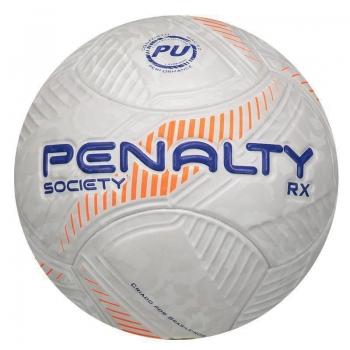 Bola Penalty RX Fusion Vlll Society Laranja