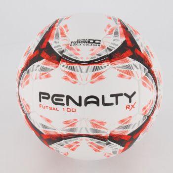 Bola Penalty RX R1 100 Futsal Branca