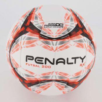 Bola Penalty RX R1 200 X Futsal Branca