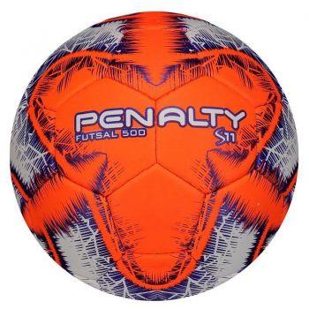 Bola Penalty S11 500 R5 IX Futsal Laranja