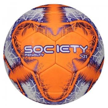 Bola Penalty S11 R4 IX Society Laranja