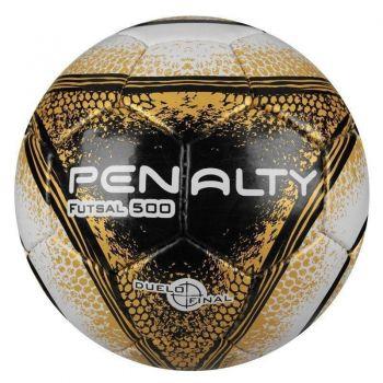 Bola Penalty Storm VIII Futsal Branca