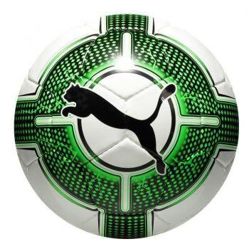 Bola Puma Evopower 5.3 Futsal Branca e Verde