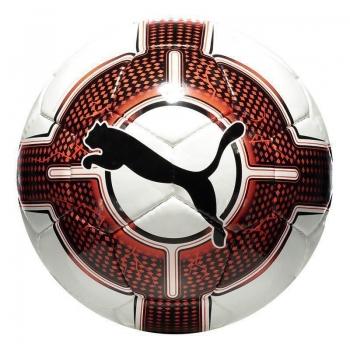 Bola Puma Evopower 5.3 Trainer Branca e Vermelha
