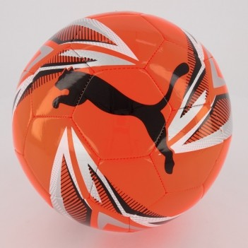 Bola Puma FTBL Play Big Cat Campo Laranja