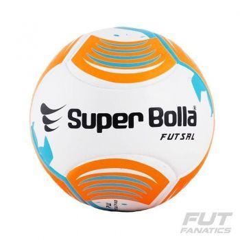 Bola Super Bolla Tornado Pro Futsal 6 Gomos