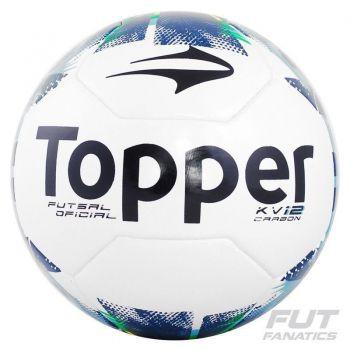 Bola Topper Kv Carbon II Futsal