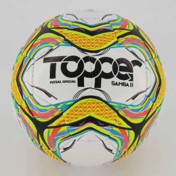 Bola Topper Samba II Futsal 2020