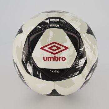 Bola Umbro Cup Futsal Branca e Vermelha