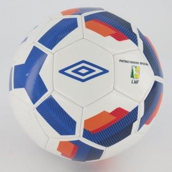 Bola Umbro Hit Supporter HS Futsal Branca e Azul