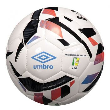 Bola Umbro Team Trainer Futsal Branca