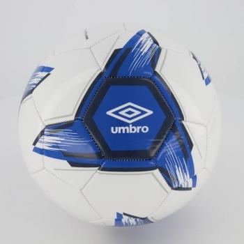 Bola Umbro Wave Copa II Campo Branca e Azul